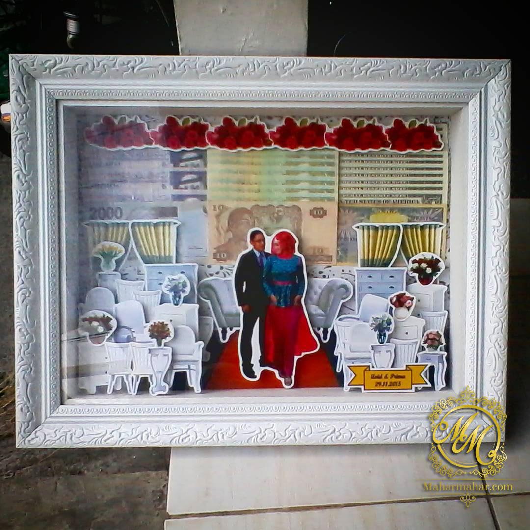 Contoh Mahar Pop up - Mahar Pernikahan Surabaya