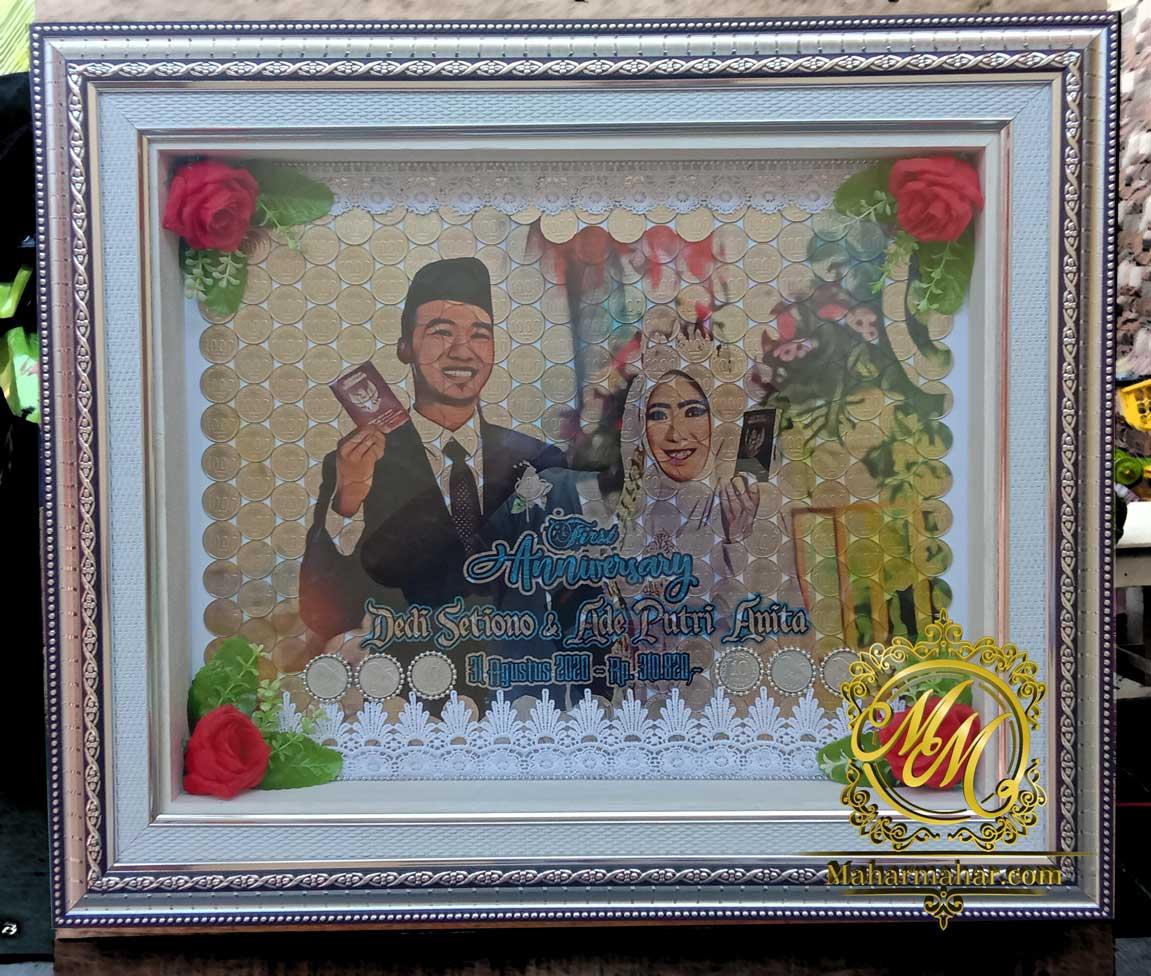 Mahar Pernikahan Unik