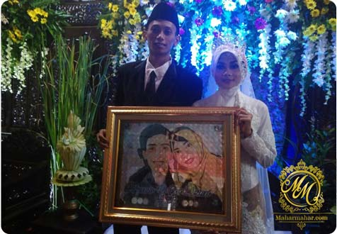 Jasa Pembuatan Mahar Pernikahan Uang di Solo Surakarta