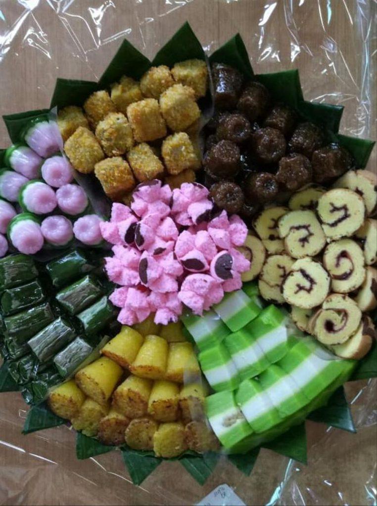 seserahan-hantaran-kue-jadah-kue-tradisional